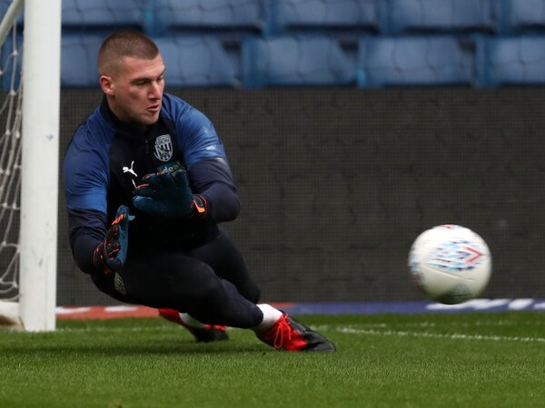 West Brom are in safe hands with Sam Johnstone says Jonathan Greening