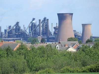 Decades of decline endured by steel industry