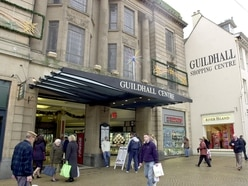 Stafford's Riverside 'caused thousands of shoppers to leave Guildhall'
