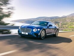 UK Drive: The Bentley Continental GT is a sumptuous cruiser with punchy performance