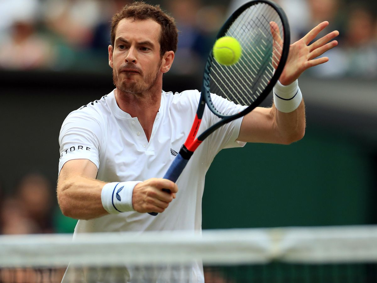 Andy Murray has suffered another injury setback