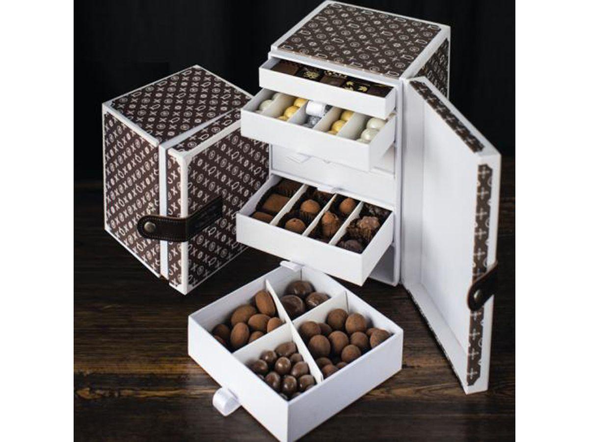 Artisan Du Chocolat Voyage de Chocolat giftbox