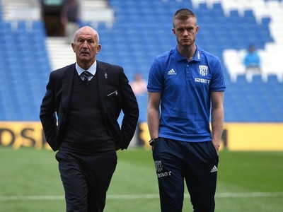 West Brom's Chris Brunt misses Manchester City clash with slight calf strain