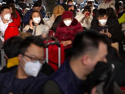 Anxiety rises as China seeks to control coronavirus outbreak