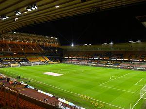 Molineux Stadium, home stadium of Wolverhampton Wanderers.