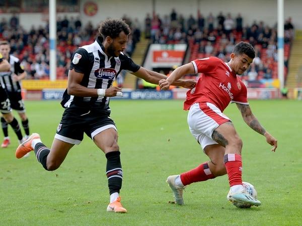 Walsall 1 Grimsby 3 - Match highlights