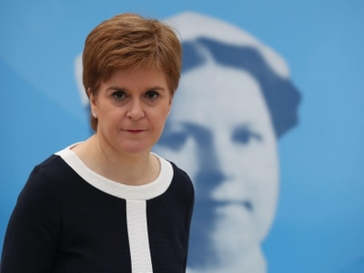 Nicola Sturgeon: People 'bonkers' to question independence commitment
