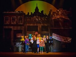 Avenue Q, Wolverhampton Grand Theatre - review with pictures