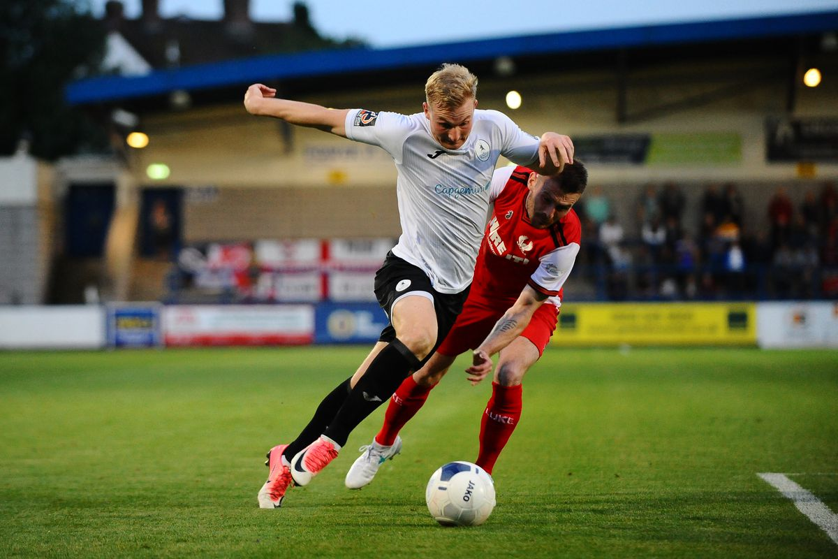 National League clubs AFC Telford United and Kidderminster Harriers have little in common with those in leagues at the bottom of the football pyramid.