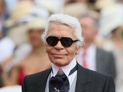 Stars pay tribute to Karl Lagerfeld at Paris memorial