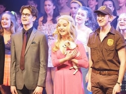 Legally Blonde, Dormston Mill Theatre, Sedgley - review and pictures