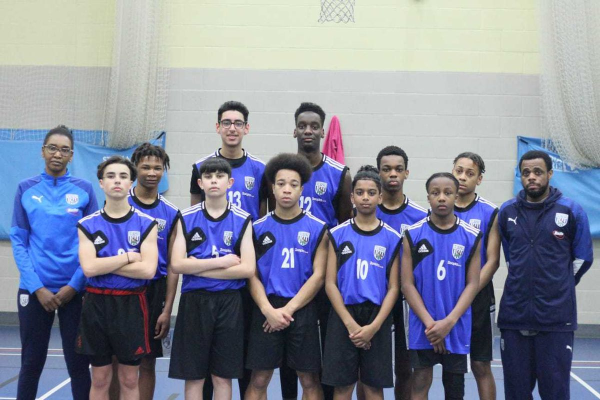 West Bromwich Albion Basketball Club