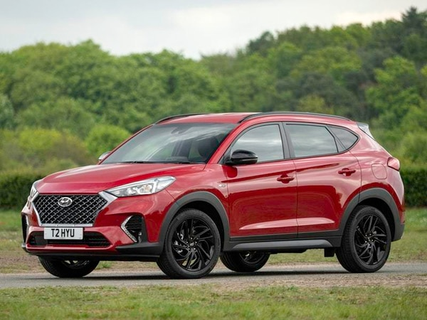 First drive: The Hyundai Tucson N-Line aims to add sporty flair to this popular crossover