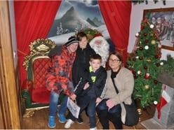 Christmas reunion at Drayton Manor Park
