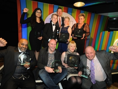 The Great Big Thank You Awards: Inspirational unsung heroes honoured at glitzy ceremony
