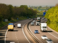 M54 closures lifted after workers make rapid progress on repairs