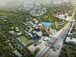 Homes plan near Stafford Railway Station move forward after HS2 backed