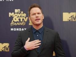 Chris Pratt offers fans life advice as he picks up his Generation Award from MTV