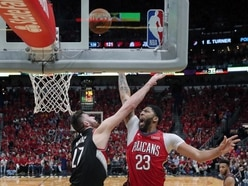 Pelicans sweep Blazers to book place in second round of play-offs