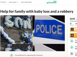 Fundraiser for family whose home was ransacked as they attended baby son's funeral