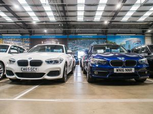 Big Motoring World car dealership
