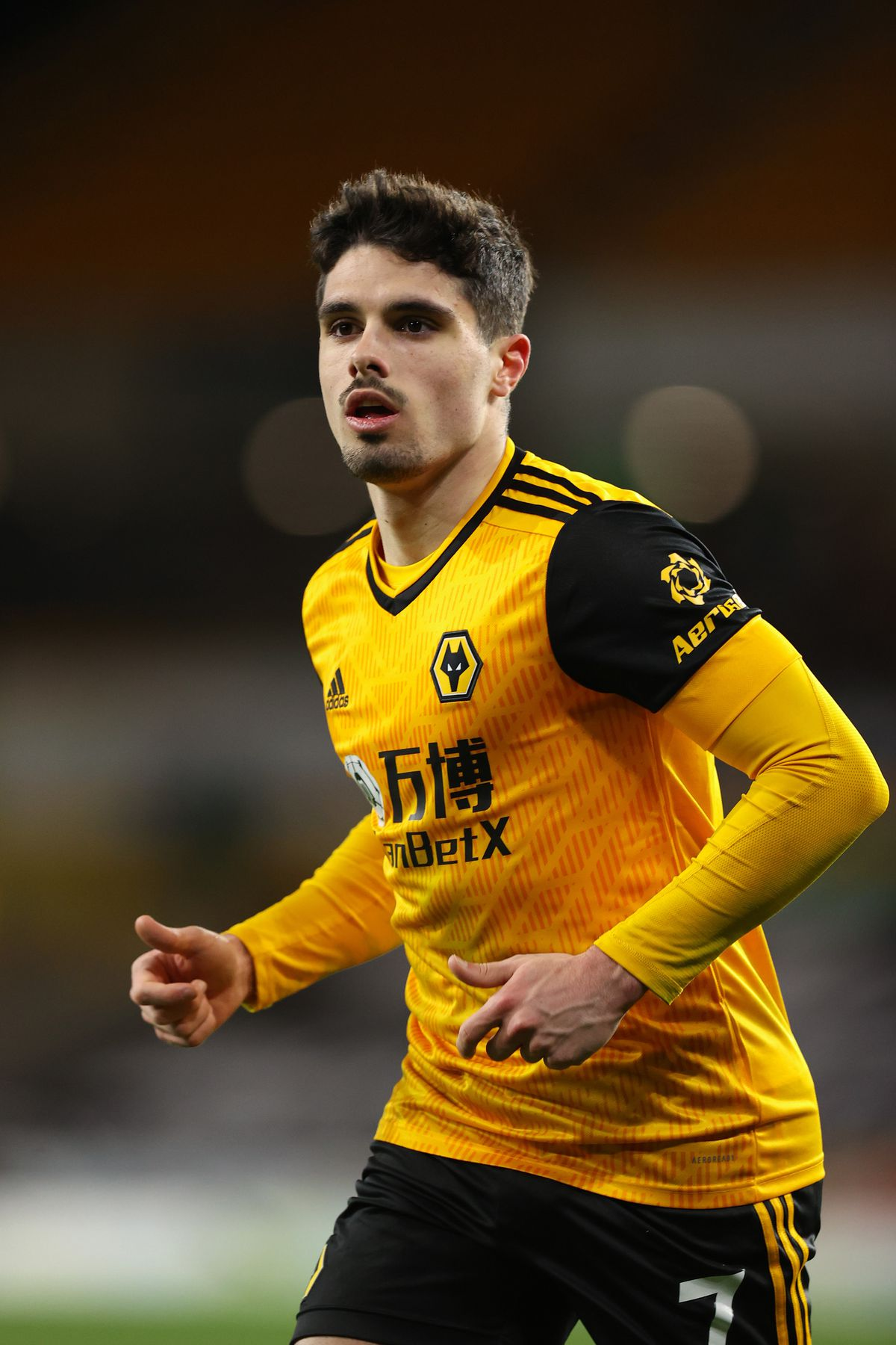 Pedro Neto of Wolverhampton Wanderers. (AMA)