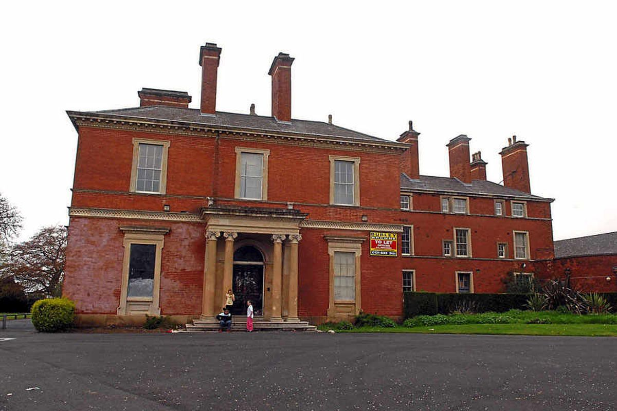 Protesters lose fight to save Sandwell's Red House