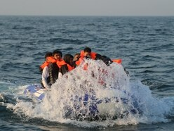 UK in talks with France to staunch upsurge in migrant Channel crossings