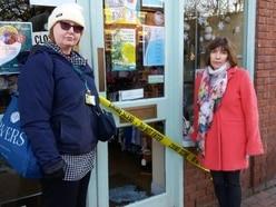 Burglars target neighbouring Shifnal charity shops in one night