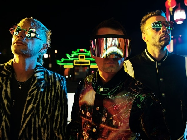 WIN: Tickets to Muse in Birmingham to celebrate new Ticket Factory website