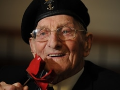 'I had some bad trips but I survived': Second World War veteran, 95, recalls time in Navy