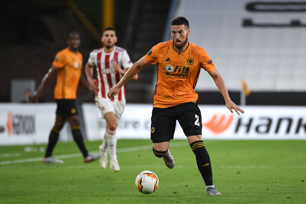 Matt Doherty of Wolverhampton Wanderers (AMA)