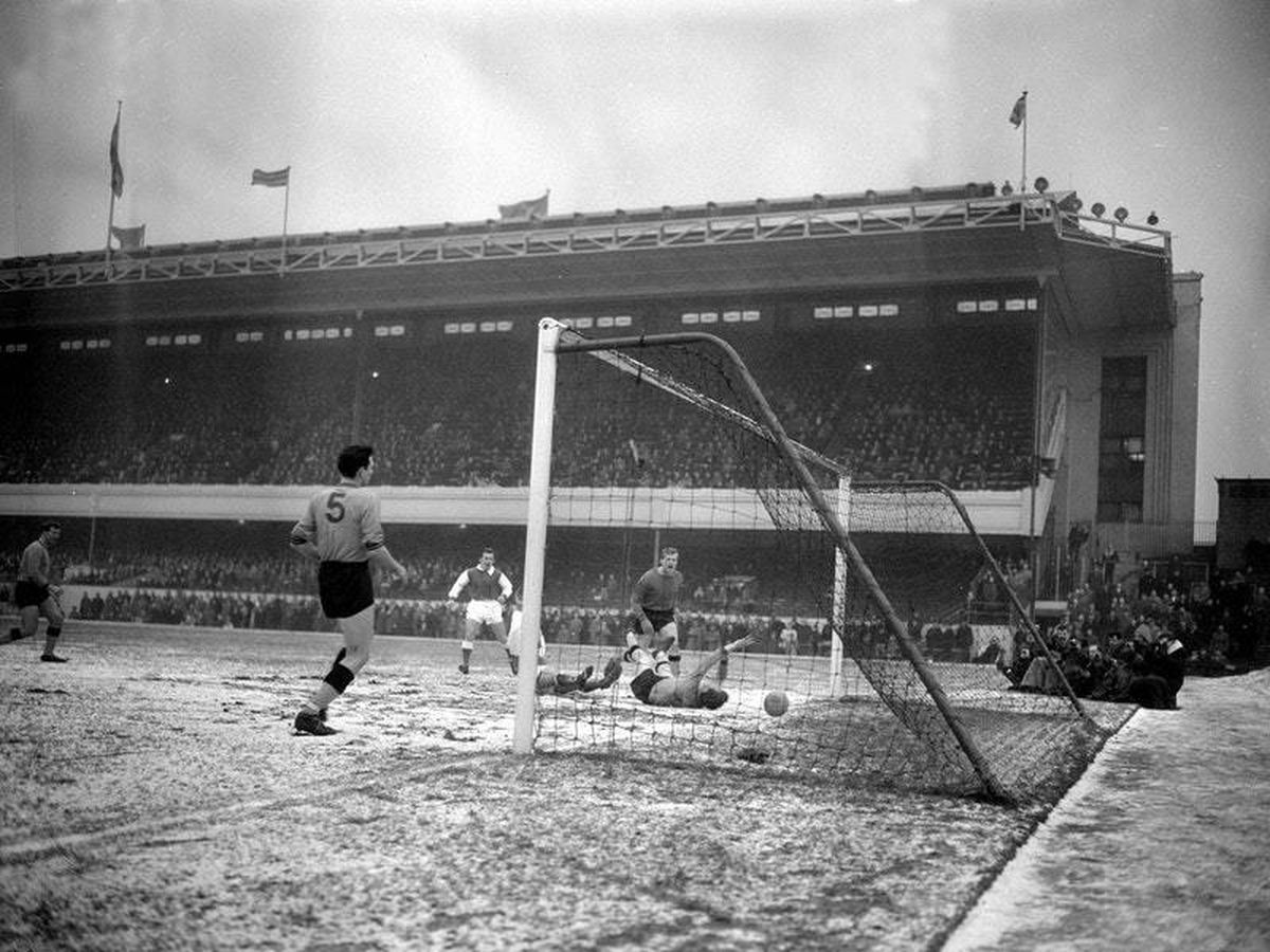 The football calendar was heavily disrupted by the coldest winter in over 200 years in 1963