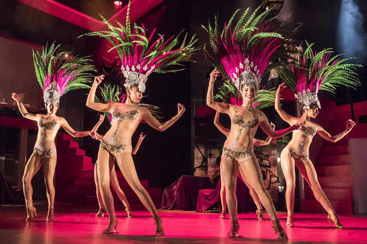 Vamos Cuba, Birmingham Hippodrome - review with pictures and video