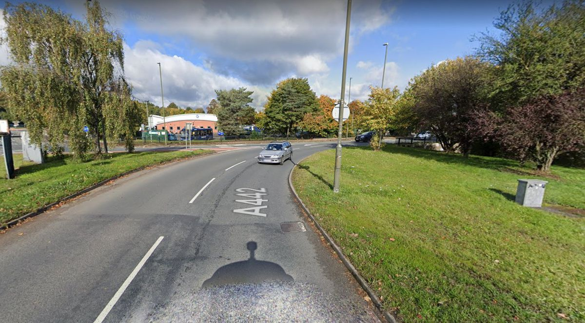 Worcester Road, in Kidderminster. Photo: Google Maps