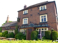 Pub near Wolverhampton to stay shut over roof problems