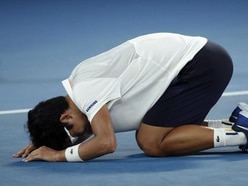 Chung Hyeon gives Novak Djokovic the elbow in Melbourne