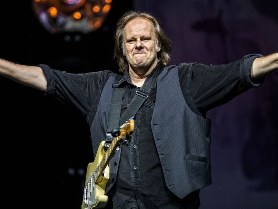 Bilston gig for Walter Trout