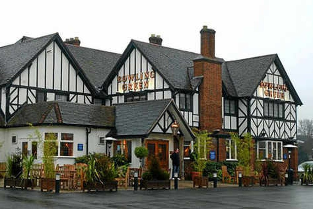 Pals Locked Up For Phoney Lichfield Pub Robbery Express