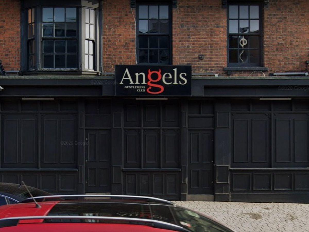 Angels Gentlemans club in West Bromwich