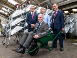UK's only wheelbarrow maker doubles production at Walsall site
