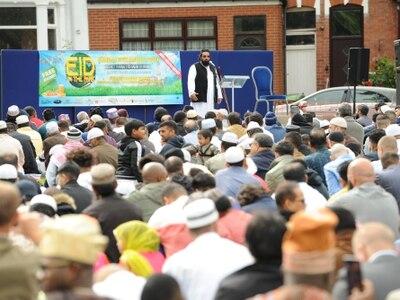 GALLERY: 3,000 people mark Eid ul-Adha celebrations in Wolverhampton