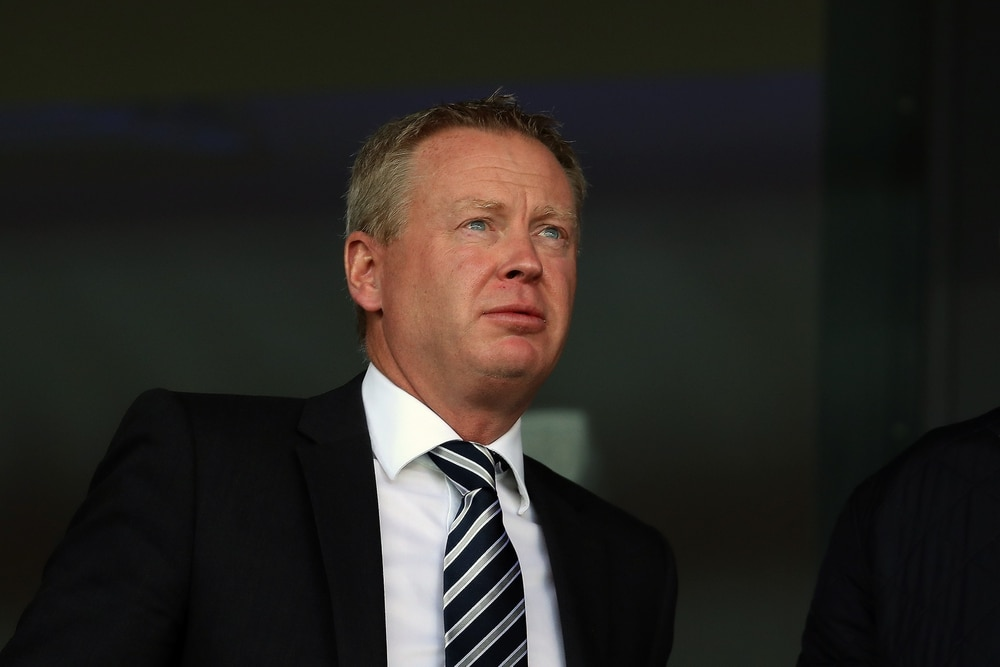 West Brom's chief executive 'shocked' at state of club's finances