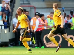Wolves team mates laud 'unique' Adama Traore
