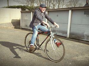 Kidderminster's Ian Passey - AKA The Humdrum Express