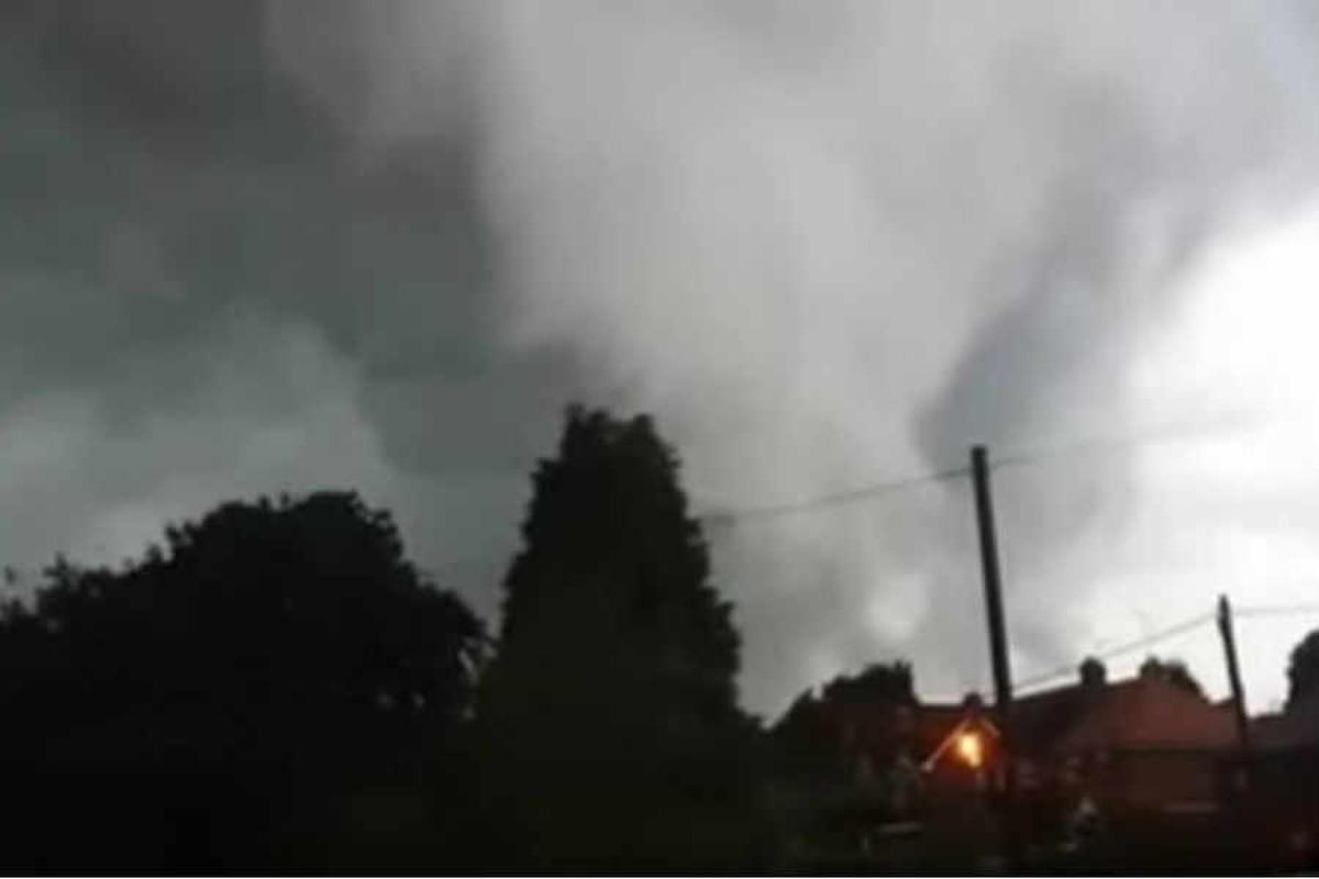 5/20/13 Moore, OK EF5 Tornado - Full Length - YouTube