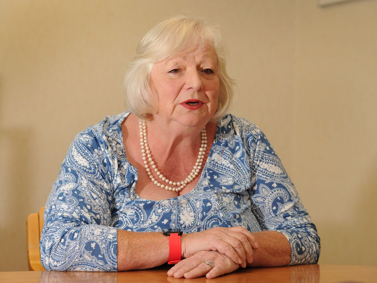 Sandwell Council leader Yvonne Davies