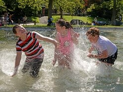 'Wolverhampton-by-the-Sea' - fun in the sun at Tettenhall Pool
