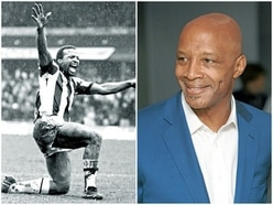 Cyrille Regis: Clubs around the Midlands pay tribute to former West Brom, Wolves and Aston Villa striker - PICTURES