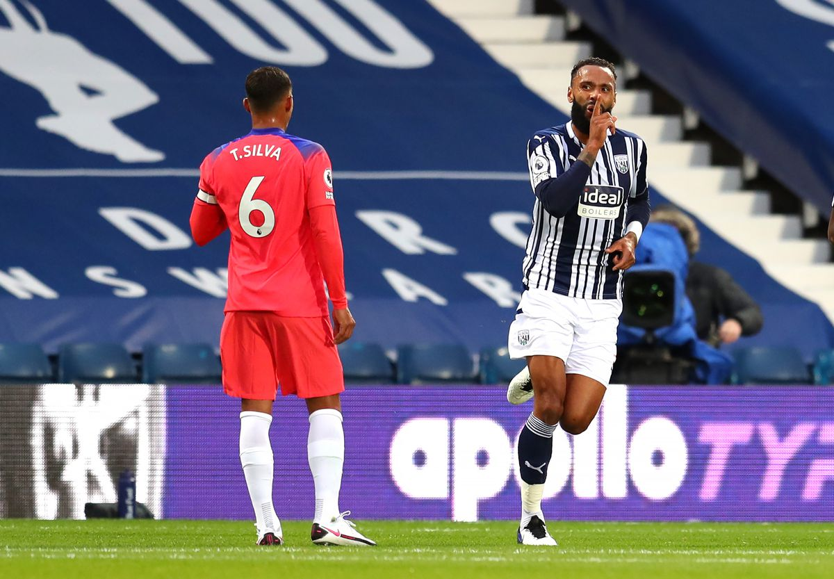 Player Ratings West Brom V Chelsea Express Star